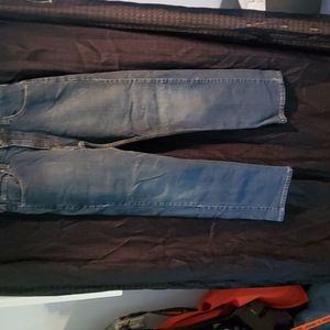 Denizen jeans.  Levi's